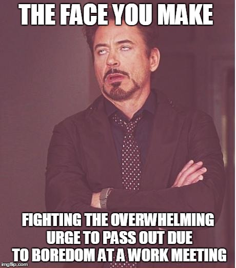 Face You Make Robert Downey Jr Meme - Imgflip