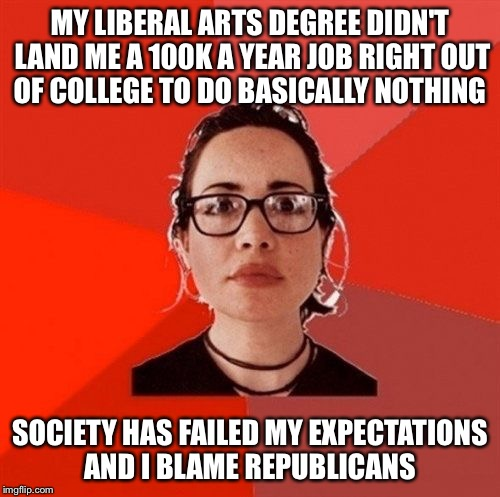 Liberal arts: helpful but not necessary