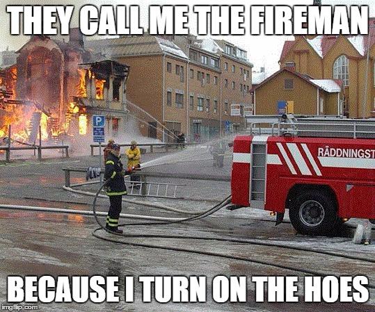 The Fireman (song)