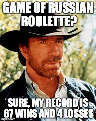 Chuck norris roulette womens pokies