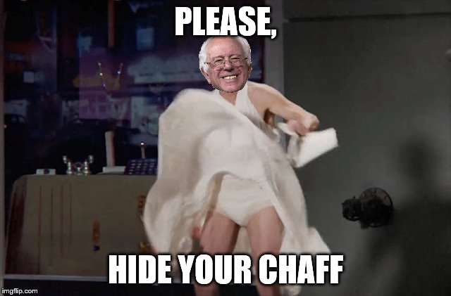 PLEASE, HIDE YOUR CHAFF | made w/ Imgflip meme maker