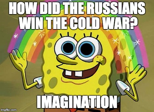 Our Favourite Cold War Memes Enter The Bunker