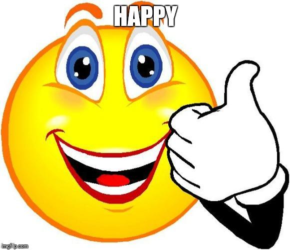 Happy Face Imgflip