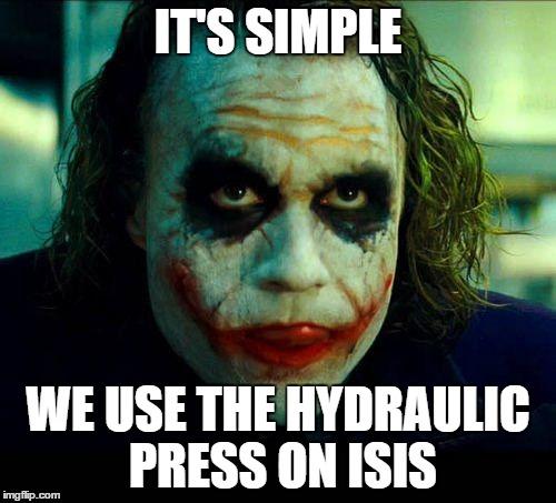11ht9a joker it's simple we kill the batman meme generator imgflip