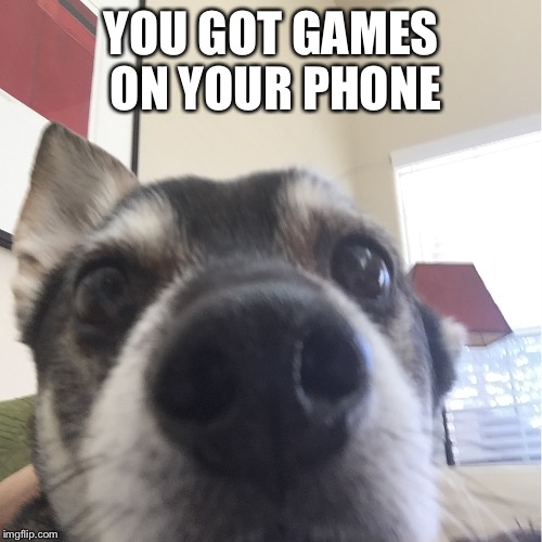 Got any games on your phone? - YouTube