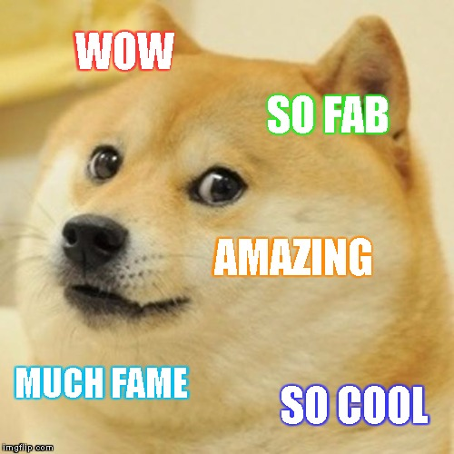 Wow You Re Amazing: Doge Meme