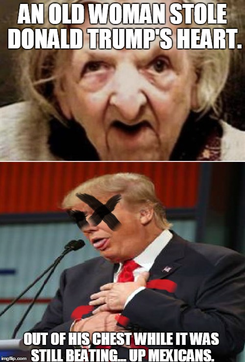 "Old love can be very intense (Sequel to Socrate's ""Young love can be very intense"") 