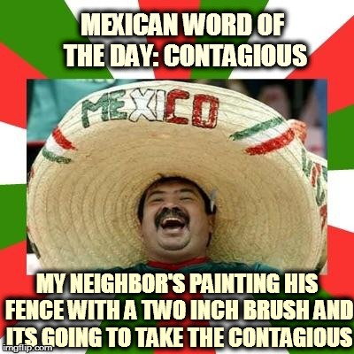 Mexican - Imgflip