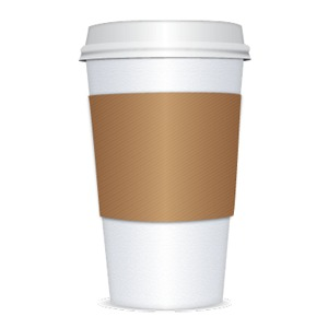 Paper Cup Blank Template - Imgflip