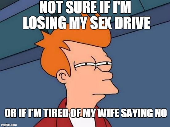 woman with no sex drive