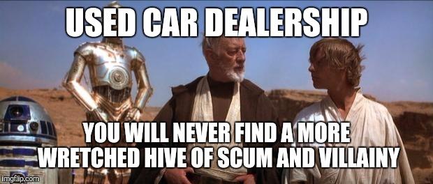 Star Wars Mos Eisley - Imgflip