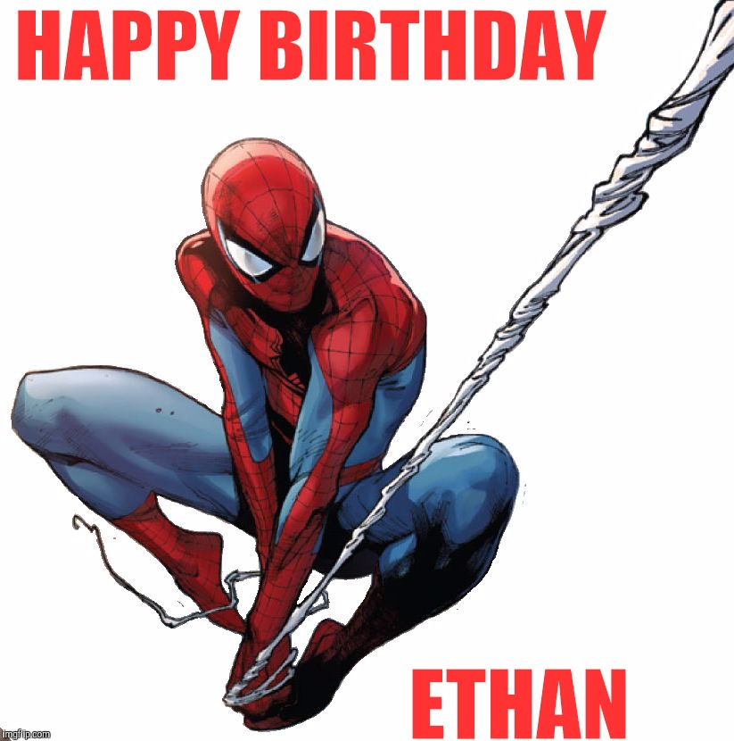 11rdci spiderman birthday meme generator imgflip,Spiderman Happy Birthday Meme