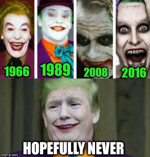 11sxm0 real life joker evolution!! imgflip