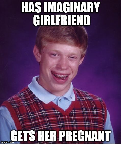 "Bad Luck Brian Gets ""Lucky"" 