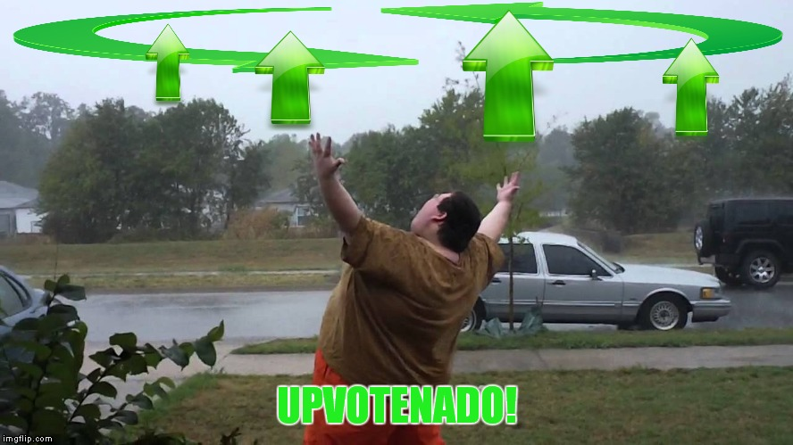 UPVOTENADO! | made w/ Imgflip meme maker