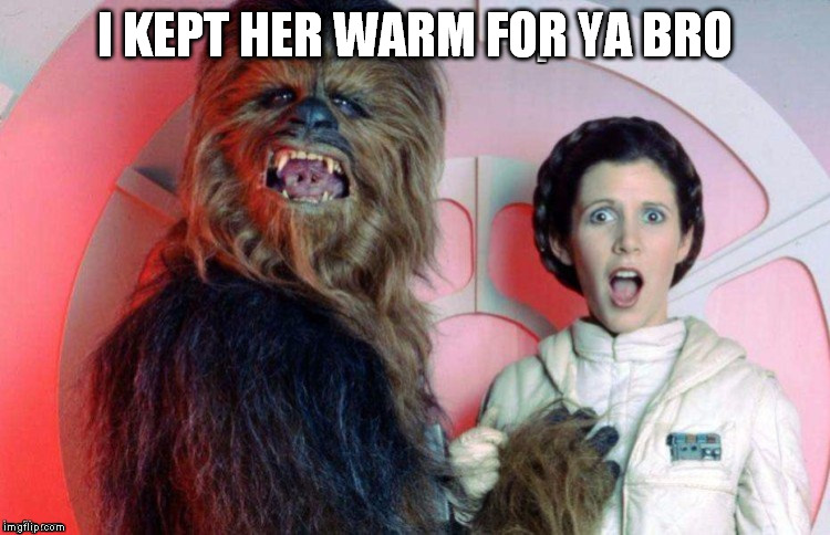 I KEPT HER WARM FOR YA BRO | made w/ Imgflip meme maker