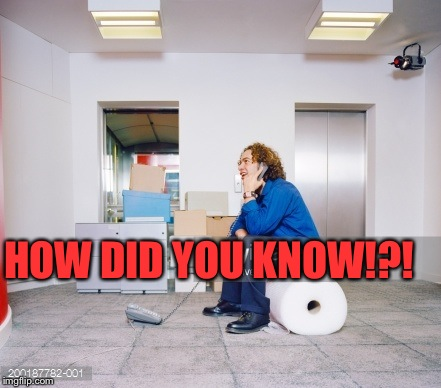 HOW DID YOU KNOW!?! | made w/ Imgflip meme maker