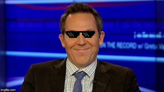 Deal With It Greg Gutfeld | _ | image tagged in deal with it greg gutfeld | made w/ Imgflip meme maker