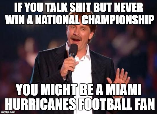 Miami Hurricane Memes >> Miami Hurricanes Second Half Preview By Zack Lehan Greater Boston