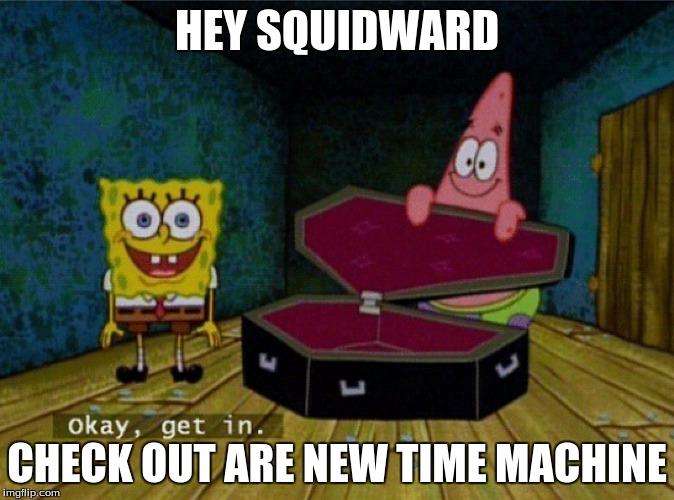squidward time machine
