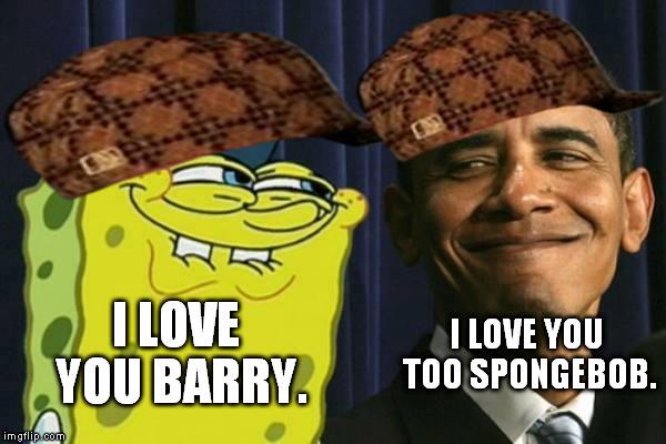 i love you too spongebob - photo #2