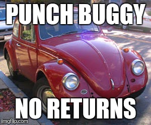2018 Punch Buggy Imgflip