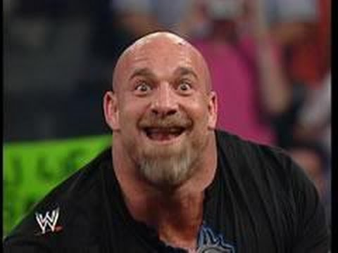 Goldberg Smile Meme Template