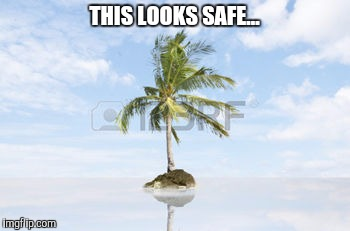 THIS LOOKS SAFE... | made w/ Imgflip meme maker