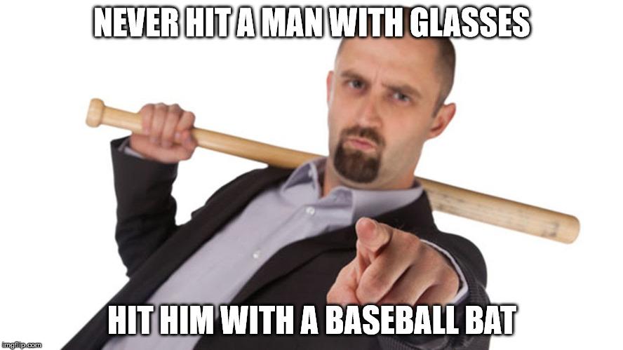 Baseball Bat Memes Gifs Imgflip
