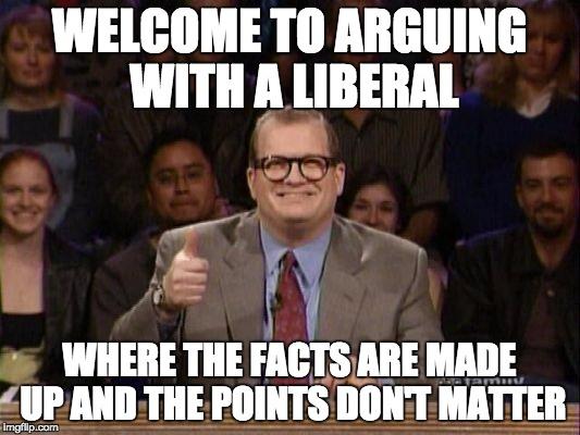 Liberal Logic - Imgflip