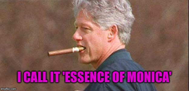 I CALL IT 'ESSENCE OF MONICA' | made w/ Imgflip meme maker