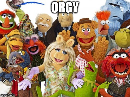 ORGY | made w/ Imgflip meme maker
