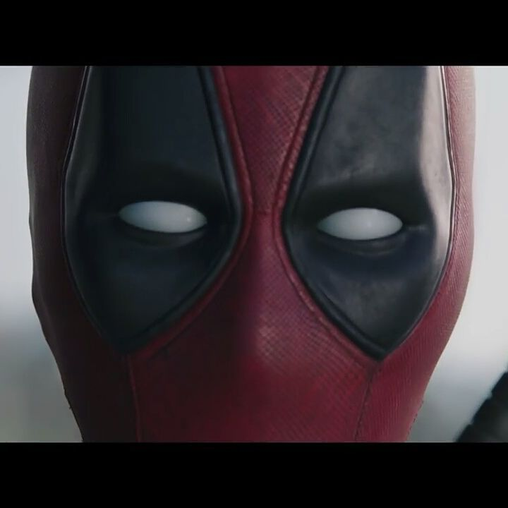 Deadpool close-up Blank Template - Imgflip