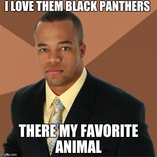 Successful Black Man Meme - Imgflip
