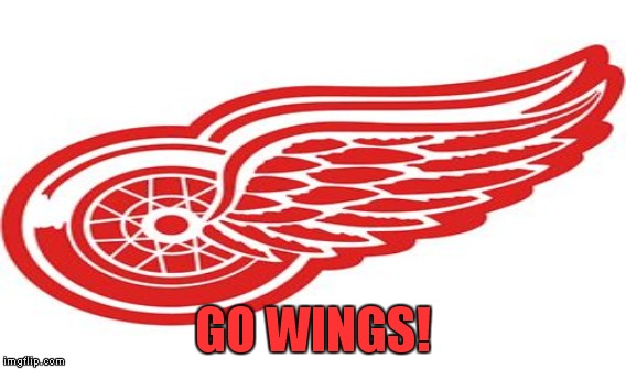 GO WINGS! | made w/ Imgflip meme maker