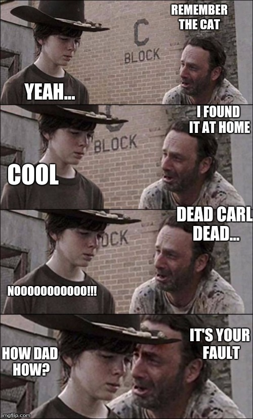 The Walking Dead Memes Imgflip