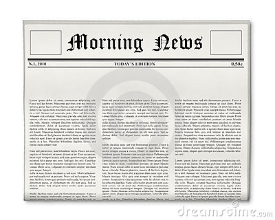 newspaper blank template imgflip. Black Bedroom Furniture Sets. Home Design Ideas