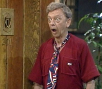 Don Knotts shocked Meme Template