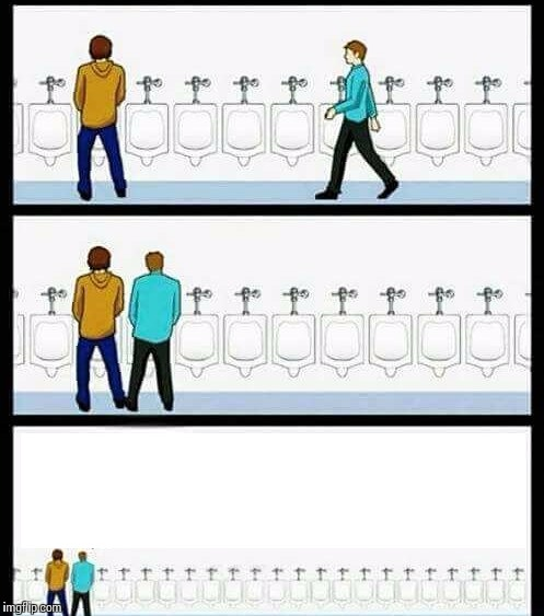 12msgn?a422664 urinal guy (more text room) meme generator imgflip