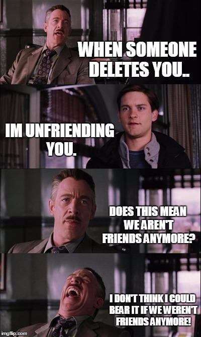 Spiderman Laugh Meme Imgflip