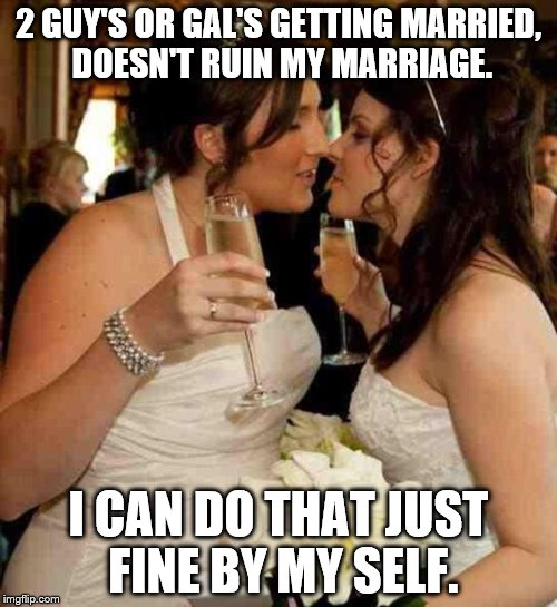 Lesbian Getting Married 92