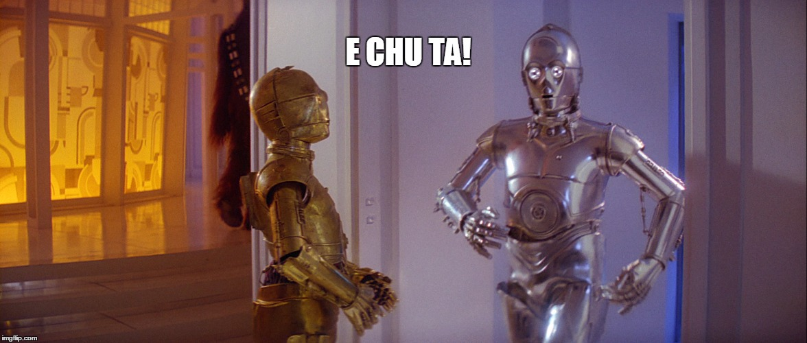 E CHU TA! | made w/ Imgflip meme maker