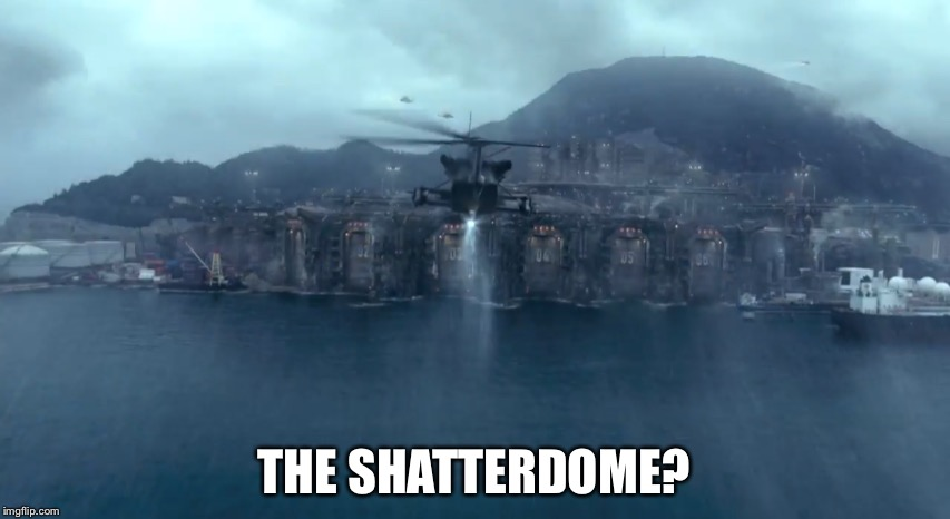 THE SHATTERDOME? | made w/ Imgflip meme maker