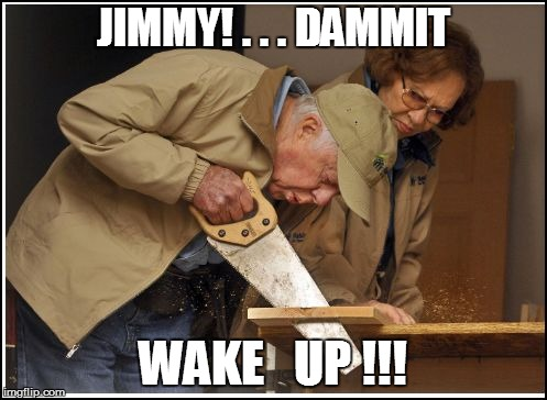 JIMMY! . . . DAMMIT WAKE   UP !!! | made w/ Imgflip meme maker