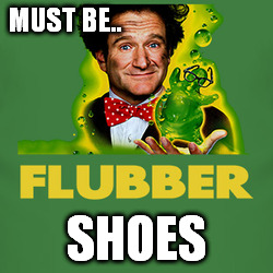MUST BE.. SHOES | made w/ Imgflip meme maker