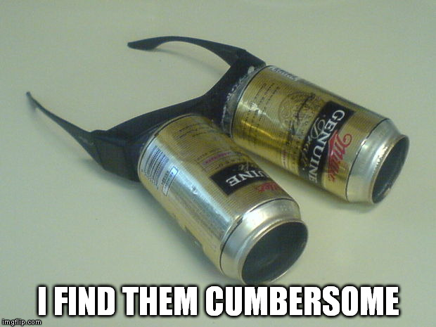 I FIND THEM CUMBERSOME | made w/ Imgflip meme maker