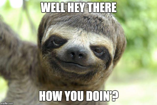 Bildergebnis für hey sloth
