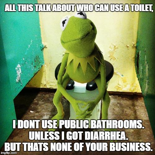 Kermit Public Toilet