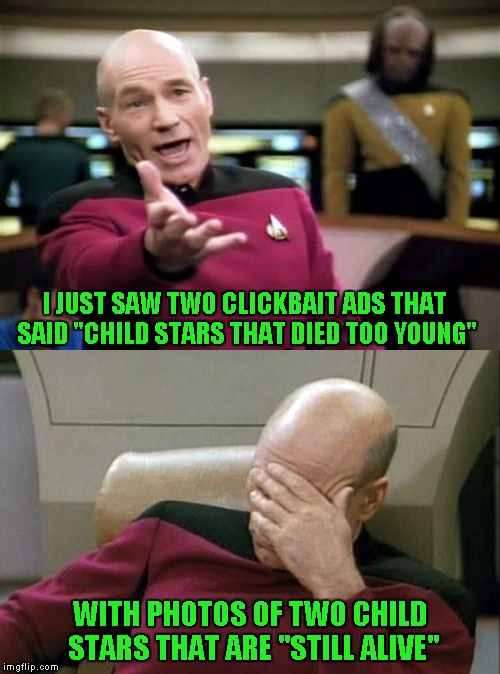 "They should be called ""Clickbait & Switch"" ads. 