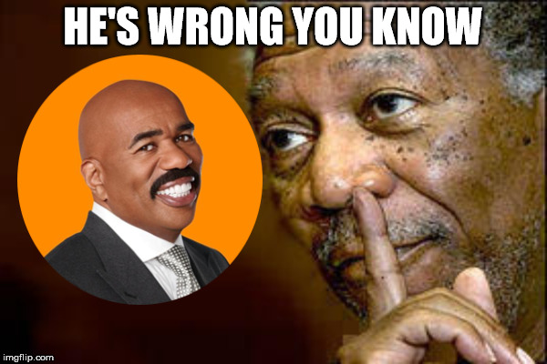 HE'S WRONG YOU KNOW | made w/ Imgflip meme maker